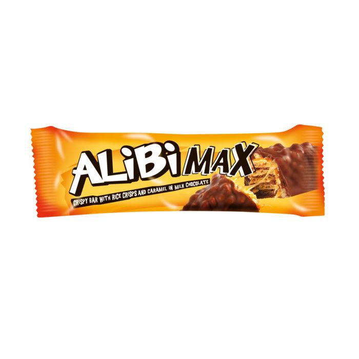 Alibi max karamel 49g