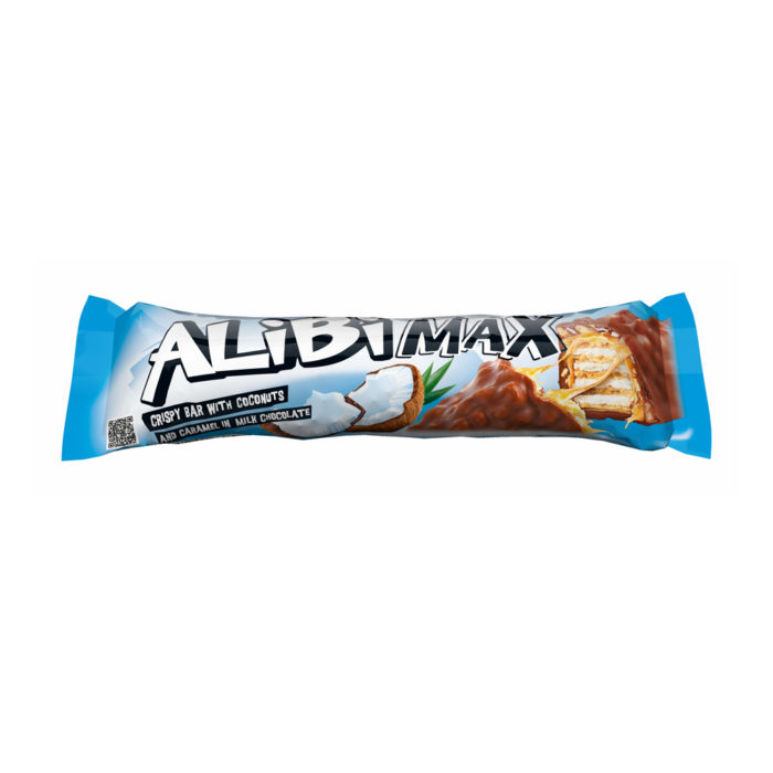 Alibi max kokos 49g