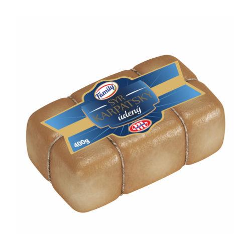 Family KARPATSKÝ syr, údený 400g