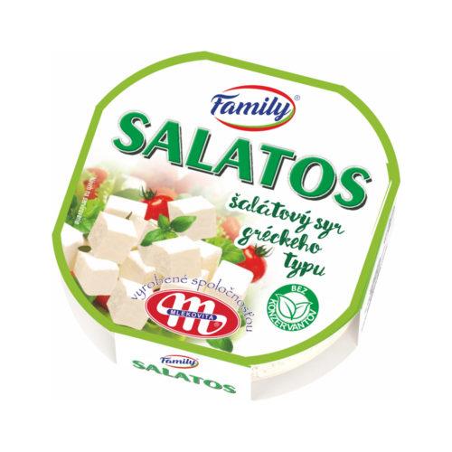 Family SALATOS syr gréckeho typu 120g