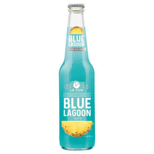 Koktail Blue lagoon 0,33l
